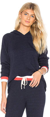 Sundry Athletic Cropped Hoodie