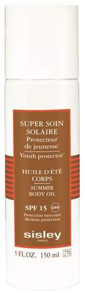 Sisley Super Soin Solaire Summer Body Oil SPF 15