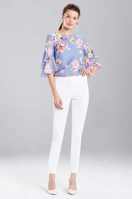 8d83aff1e86ded Oasis Clothing Garden Ruffle Top