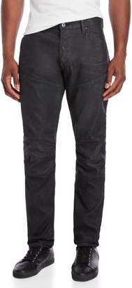 G Star Raw Dark Ages Coated Tapered Jeans
