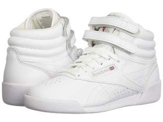 20b7371c7ffe2 Reebok Kids Freestyle Hi (Little Kid)