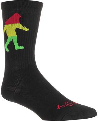 Sockguy SockGuy Rasta Squatch Sock