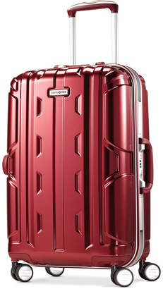 """Samsonite Closeout! Cruisair Dlx 21"""" Carry-On Hardside Spinner Suitcase"""