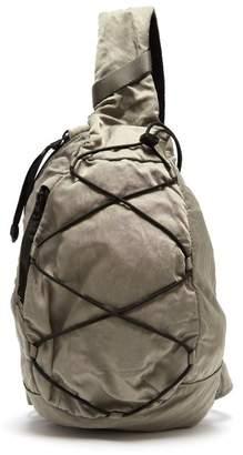 C.P. Company Lens Detail Shoulder Bag - Mens - Grey