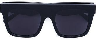 Vera Wang square frame sunglasses $375 thestylecure.com