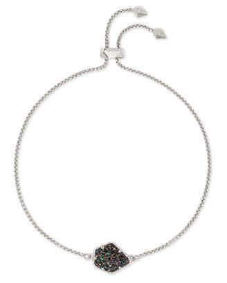 Kendra Scott Theo Adjustable Chain Bracelet in Silver