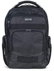Kenneth Cole Reaction Pindot Triple Compartment Computer Business Backpack