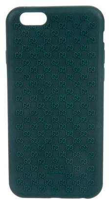 Gucci GG iPhone 6 Plus Case w/ Tags
