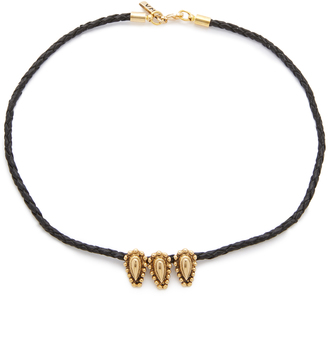 Vanessa Mooney Marley Choker Necklace $63 thestylecure.com