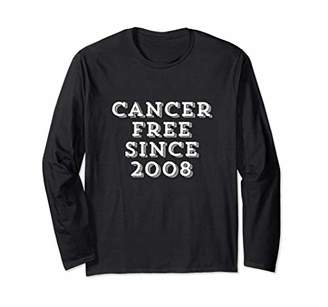 Cancer Free Since 2008