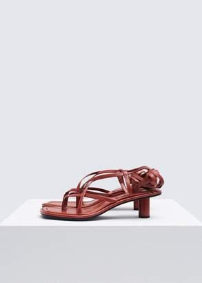 Proenza Schouler Wrapped Open Sandal