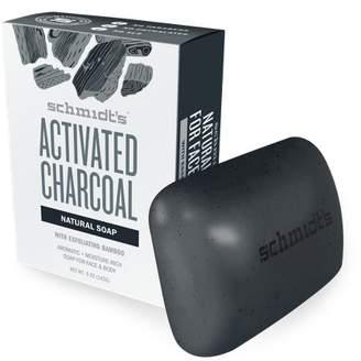 Schmidt Schmidt's Activated Charcoal Bar Soap Male Set - 5oz