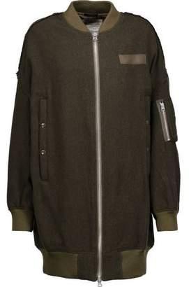 R 13 Wool-Blend Jacket