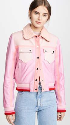 The Mighty Company Paisley Jacket
