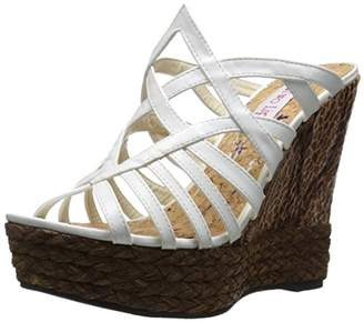 Two Lips Women's Daniella Wedge Sandal