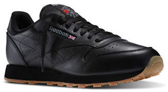 Reebok Mens Classic Leather Sneakers