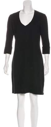 James Perse Long Sleeve Mini Dress