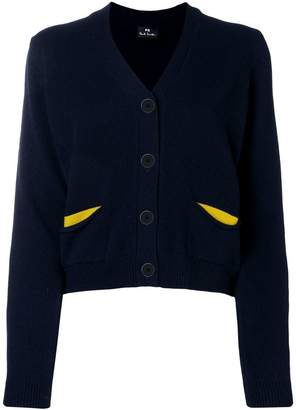 Paul Smith flap pocket cardigan