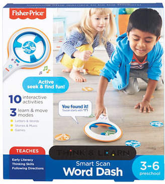 Fisher-Price Think and Learn Smart Scan Word Dash