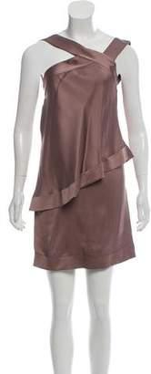 Fendi Silk Mini Dress