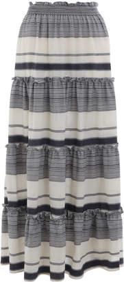 Zimmermann Tali Linear Skirt