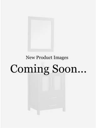 "MTD Vanities Ricca 18"" Modern Bathroom Storage Linen Tower, White"