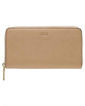 DKNY Large Zip Around Wallet