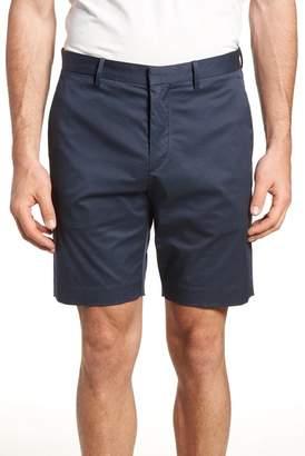 Theory Zaine Stretch Cotton Shorts