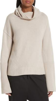 Nili Lotan Boyd Cashmere Cowl Neck Sweater