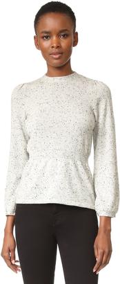 Rebecca Taylor Cashmere Pullover $425 thestylecure.com