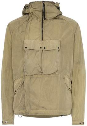 C.P. Company front pocket hooded jacket