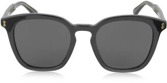 Gucci GG0125S Acetate Square Men's Sunglasses