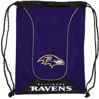 Northwest Baltimore Ravens Double Header Drawstring Backpack