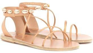 12a2e3298 Ancient Greek Sandals Exclusive to Mytheresa – Meloivia leather sandals