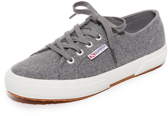 Superga 2750 Wool Sneakers $89 thestylecure.com