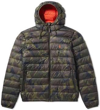 Polo Ralph Lauren Lightweight Hooded Down Jacket