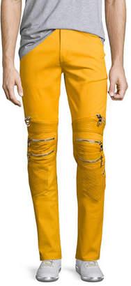 Moto God's Masterful Children Vibrante Skinny Jeans