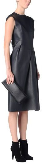 Jil Sander Medium leather bag