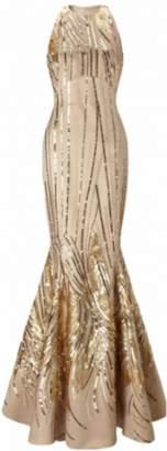 Ariella Giovanna Fishtail Gown
