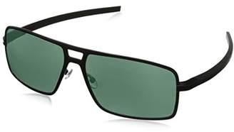 Tag Heuer 66 0987 305 621503 Polarized Square Sunglasses