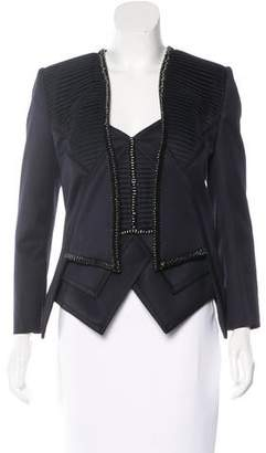 Sass & Bide Embellished Jacket Set