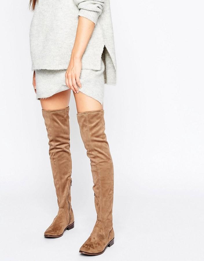 AldoALDO Elinna Flat Over The Knee Boots