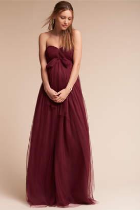 Jenny Yoo Serafina Maternity Dress