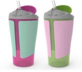 Born Free BPA-Free Grow with Me 10 oz. Straw Cup