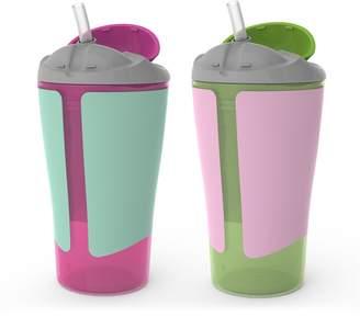Born Free BPA-Free Grow with Me 10 oz. Straw Cup