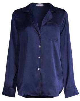 Commando Silk Sleep Shirt