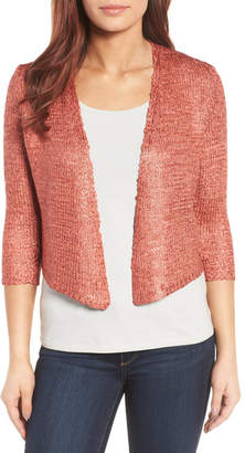 NIC+ZOE Day Dreamer Fitted Cardigan $138 thestylecure.com