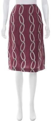 Altuzarra Intrepid Silk Skirt w/ Tags