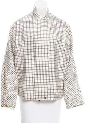 Chloé Oversize Wool Jacket