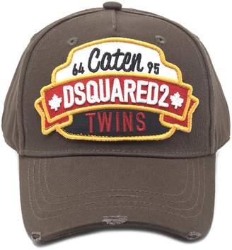 DSQUARED2 'caten Twins' Cap